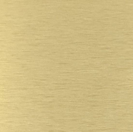 G&H Victorian Plate Satin Brushed Brass
